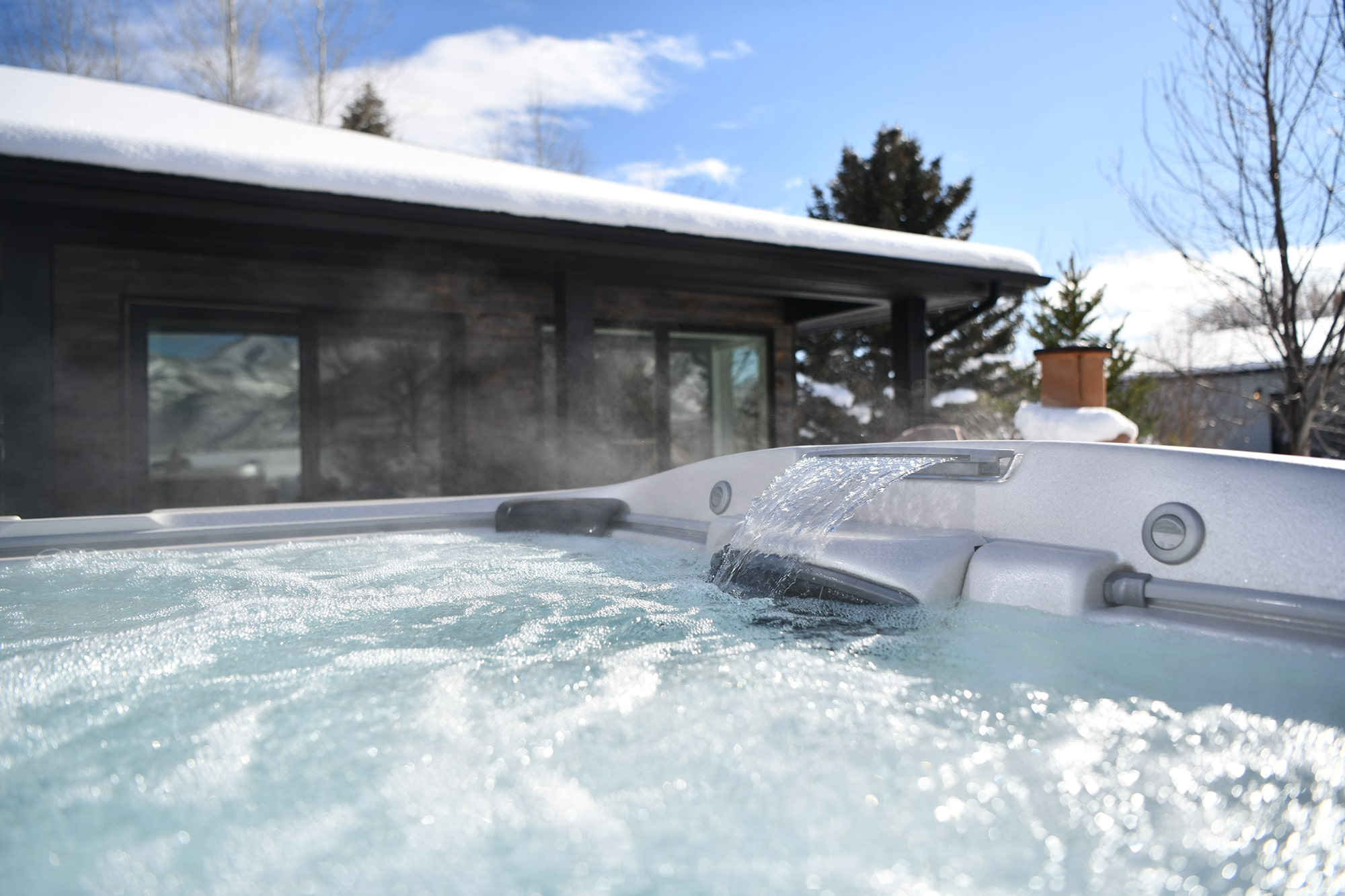 Jacuzzi Hot Tub Installation