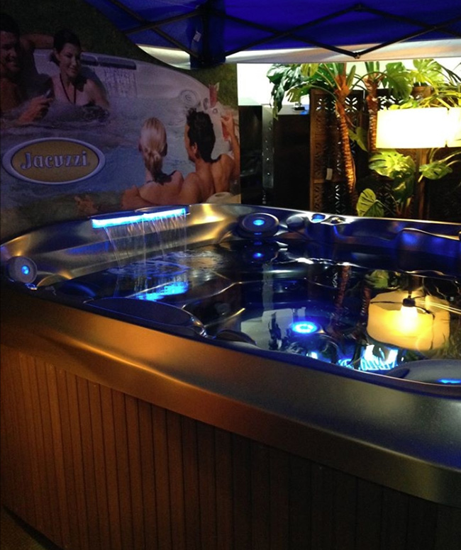 San Antonio jacuzzi hot tubs