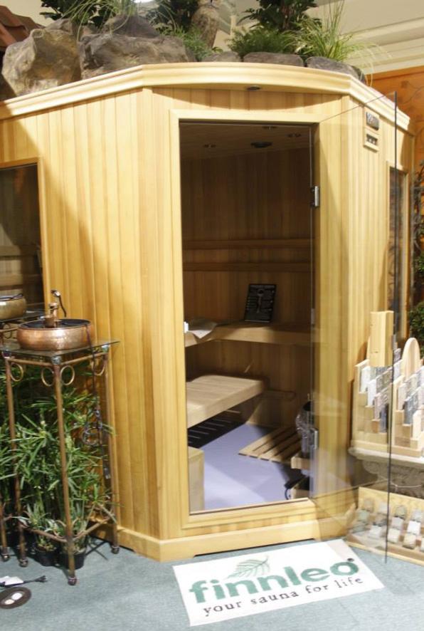 San Antonio sauna