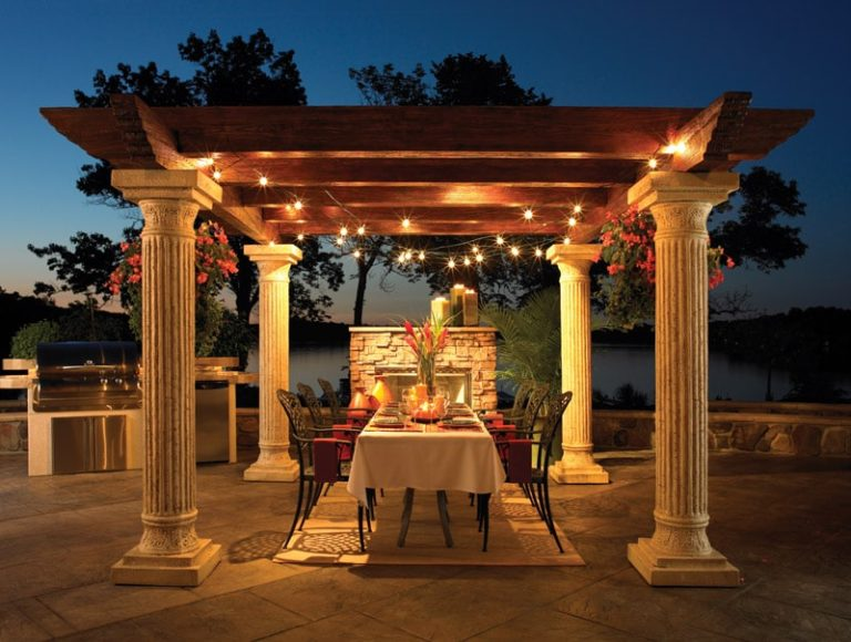 Outdoor Pergolas in San Antonio