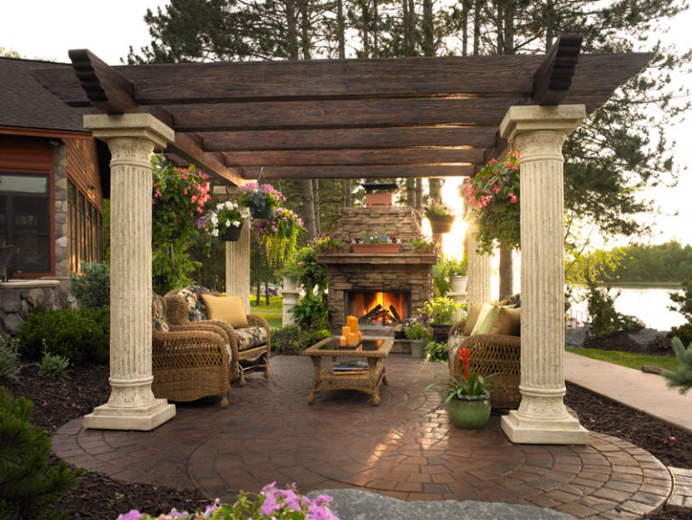 Outdoor Pergola in San Antonio