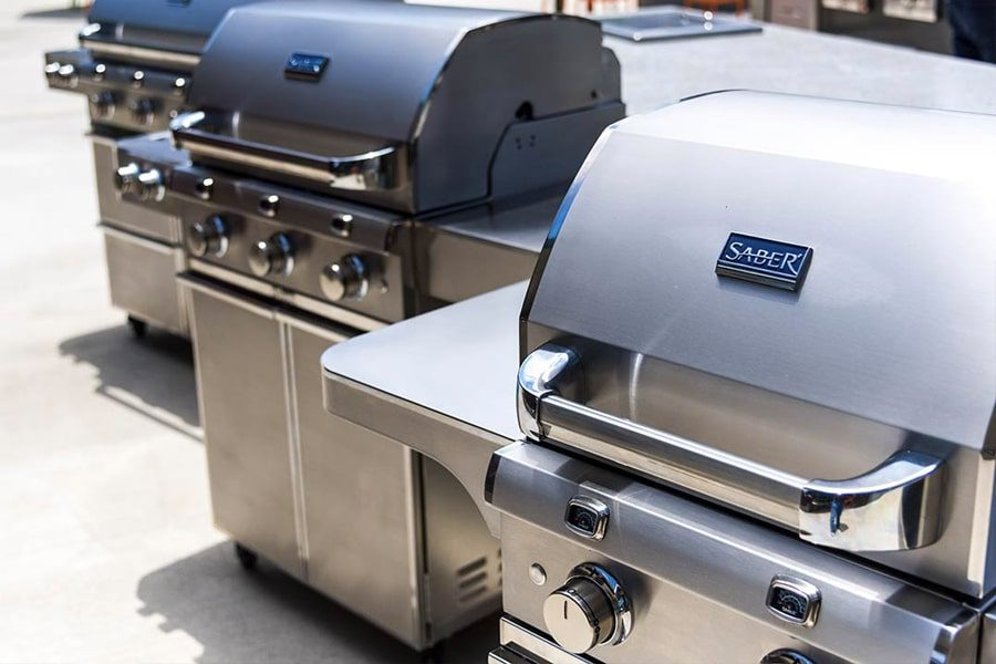 saber grills in San Antonio