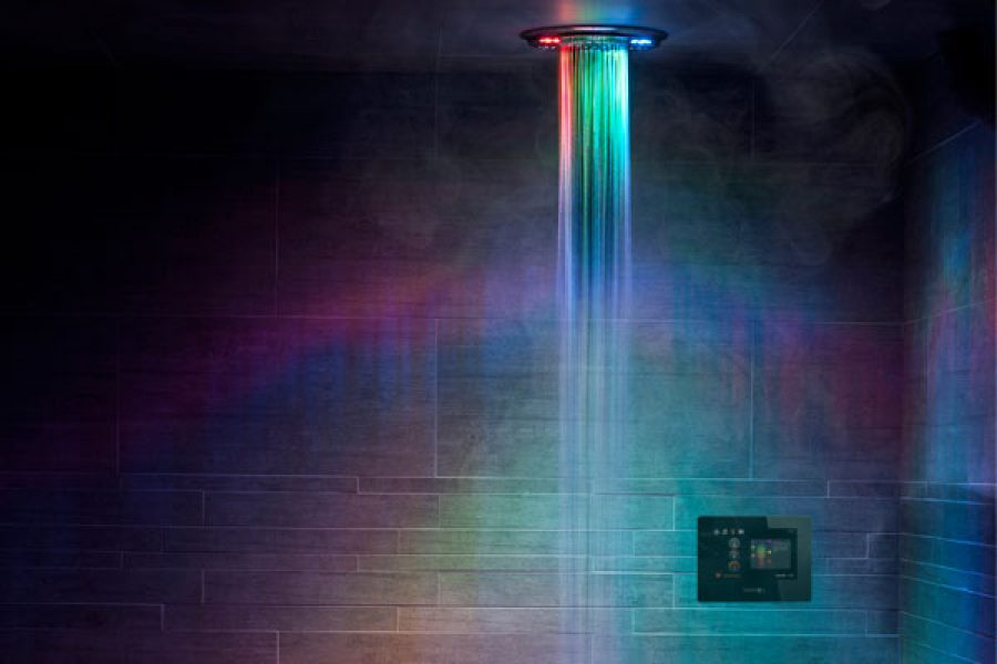 thermasol steam shower in San Antonio